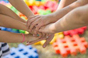 la famiglia, come unione e condivisione